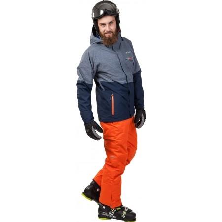 Pánska lyžiarska bunda - Columbia PISTE BEAST JACKET - 4
