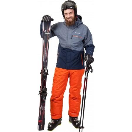 Pánska lyžiarska bunda - Columbia PISTE BEAST JACKET - 5