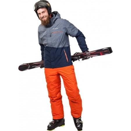 Pánska lyžiarska bunda - Columbia PISTE BEAST JACKET - 6