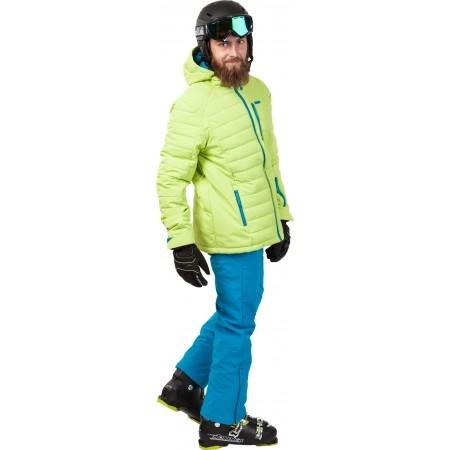 Pánské zimní softshellové kalhoty - Loap LILKEM - 3