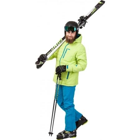Pánské zimní softshellové kalhoty - Loap LILKEM - 5