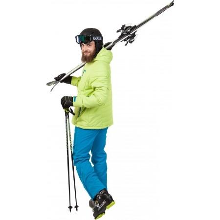 Pánské zimní softshellové kalhoty - Loap LILKEM - 6
