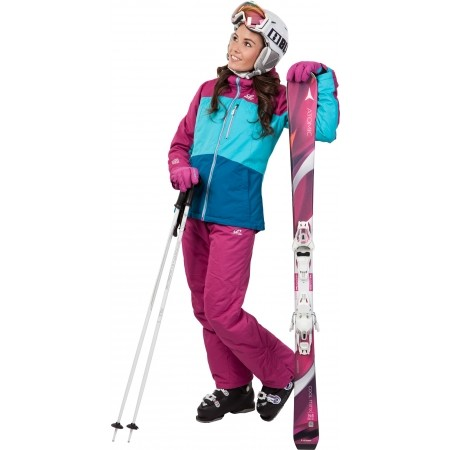 Dámské lyžařské kalhoty - Hannah WENDY - 4