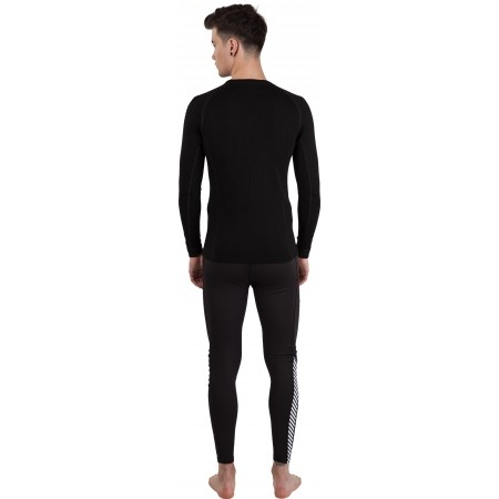 Men's functional T-shirt - Helly Hansen HH WARM ICE CREW - 3