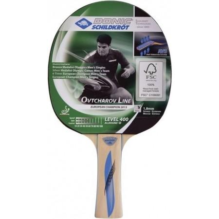 Raketa na stolný tenis - Donic K705242 Ovtcharov 400 FSC