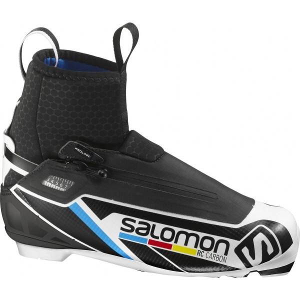 Salomon RC CARBON PROLINK CLASSIC - Obuv na klasické lyžovanie