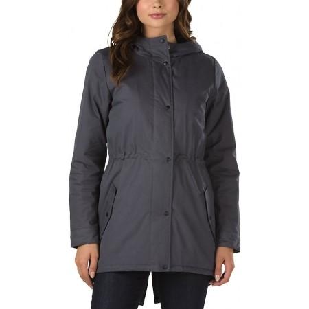 310ab564b86e Női téli kabát - Vans W ADDISON PARKA MTE ASPHALT - 1