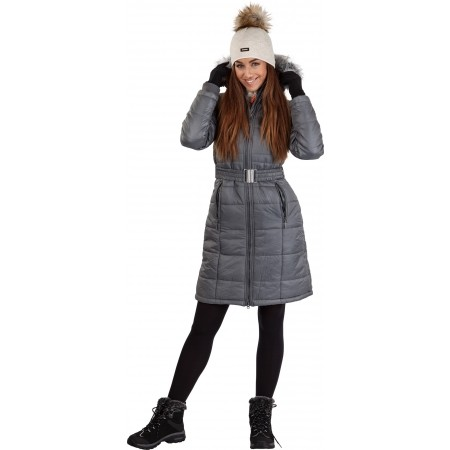 Дамски зимни обувки - ALPINE PRO BANOFFE - 3