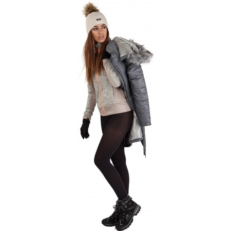 Női téli cipő - ALPINE PRO BANOFFE - 6