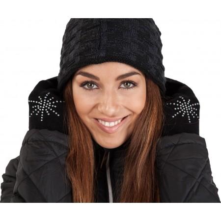 Zimní čepice - Loap ZEK - 3