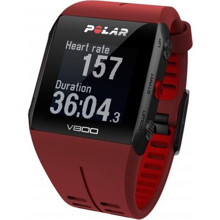 Sportovní hodinky s GPS - POLAR V800 HR - 2