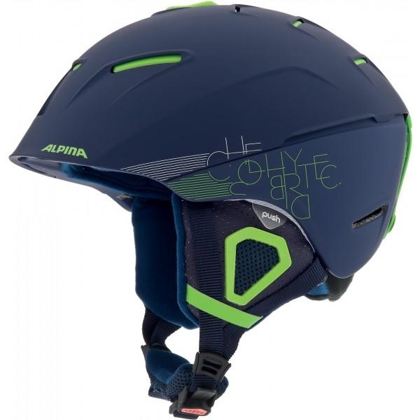 Alpina Sports CHEOS modrá (55 - 59) - Lyžiarska prilba
