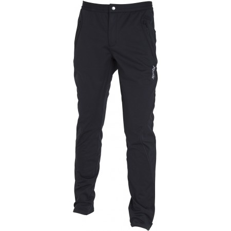 Swix GELIO - Men's ski softshell trousers