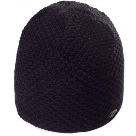 Мъжка плетена шапка - R-JET ШАПКА LENY С ЕДРА ПЛЕТКА