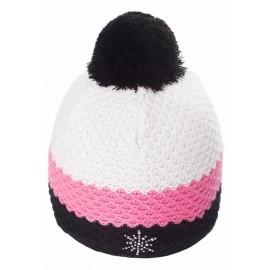 R-JET ДЕТСКА ШАПКА JR - Плетена шапка за момичета