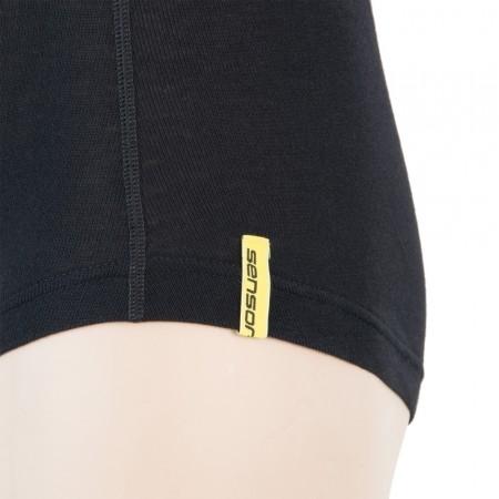Dámské kalhotky - Sensor BLACK ACTIVE KALHOTKY - 3