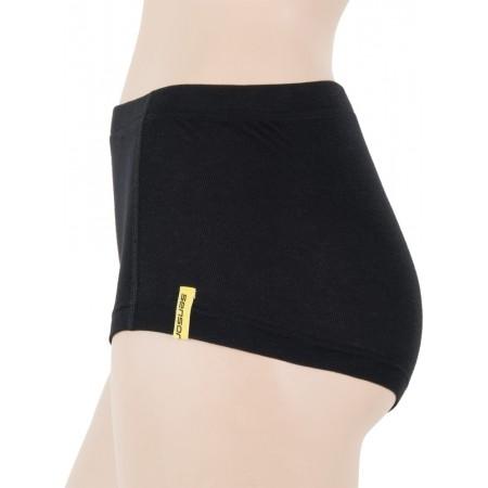 Dámské kalhotky - Sensor BLACK ACTIVE KALHOTKY - 2