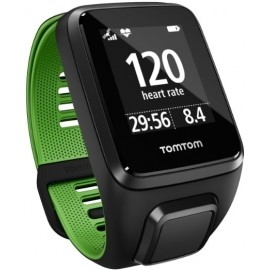 TomTom RUNNER 3 CARDIO - Multisport watch
