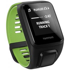 TomTom RUNNER 3 CARDIO+MUSIC - Multisportovní hodinky