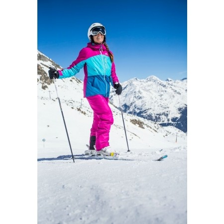 Dámské lyžařské kalhoty - Hannah WENDY - 10