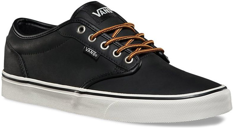 Vans ATWOOD (Leather) BlackMarshmallow |