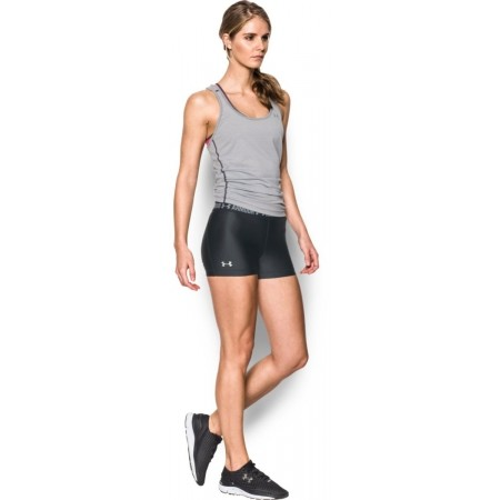 Women's compression shorts - Under Armour HG ARMOUR SHORTY - 3