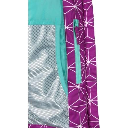 Dívčí snowboardová bunda - Lewro DEBRA 140-170 - 4