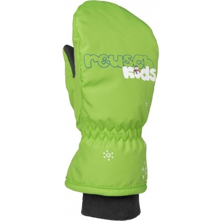 Kids' ski gloves - Reusch MITTEN KIDS