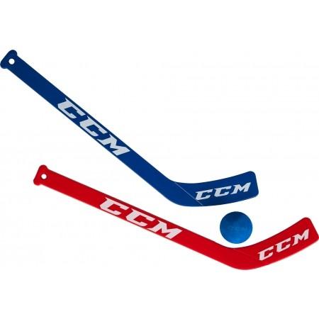 Hokejové mini branky - CCM STEEL PRICE - 4