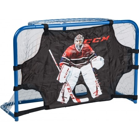 Hokejové mini branky - CCM STEEL PRICE - 3