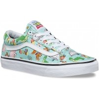 Vans U OLD SKOOL (Toy Story) Andy s Toys Blue tint  b1ce08a5945
