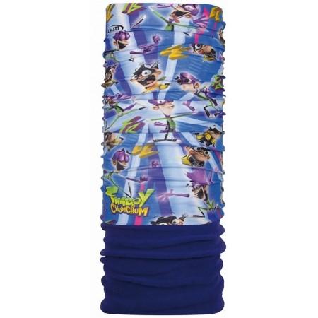 Kids' multi-purpose sports scarf - Matt SCARF FANBOY-CHUM 100