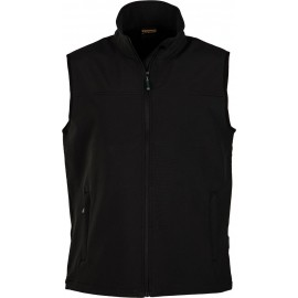 Hi-Tec LUMAN SOFTSHELL VEST - Men's softshell vest