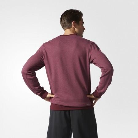 Men's sweatshirt - adidas PRIME CREW - 4