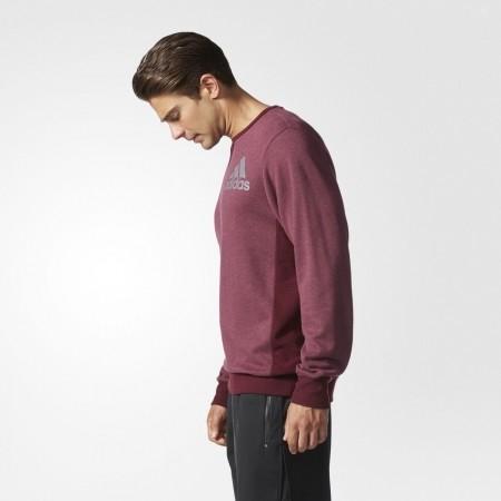 Men's sweatshirt - adidas PRIME CREW - 5
