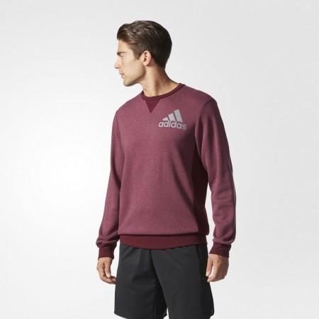 Men's sweatshirt - adidas PRIME CREW - 3