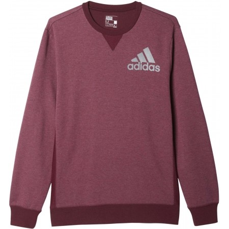 Men's sweatshirt - adidas PRIME CREW - 1