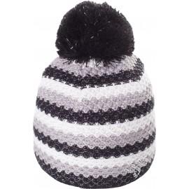 R-JET SPORT FASHION EXLUSIVE PRUH LUREX - Дамска плетена шапка