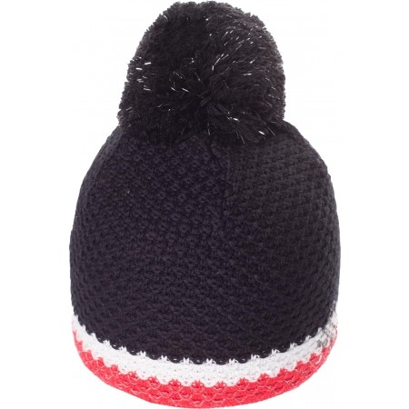 R-JET SPORT FASHION EXLUSIVE STRIPE RZ LUREX - Women's knitted hat