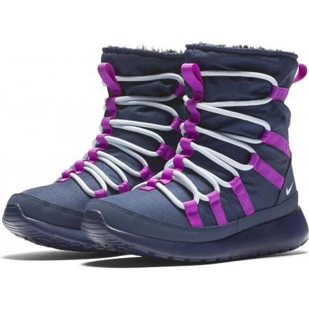 Încălțăminte de iarnă pentru fete - Nike ROSHE ONE HI - 3