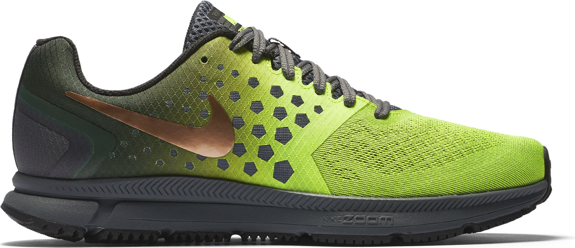 5a433a90af9c Nike AIR ZOOM SPAN SHIELD. Men s running shoes