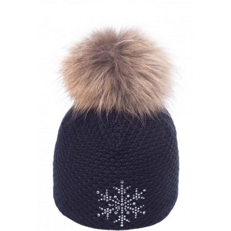 R-JET TOP FASHION BASIC - Дамска плетена шапка