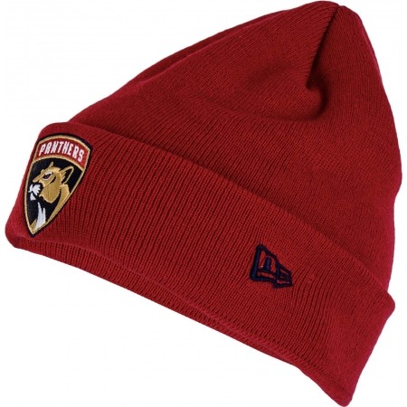 Club winter hat - New Era SMU NHL CUFF KNIT FLOPAN - 1