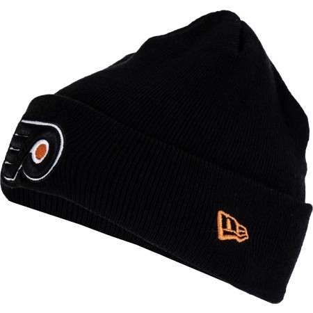 New Era SMU NHL CUFF KNIT PHIFLY - Club Wintermütze