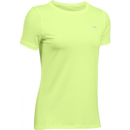 ea59e57fa4 Women's short sleeve T-shirt - Under Armour UA HEATGEAR ARMOUR SHORT SLEEVE  - 1