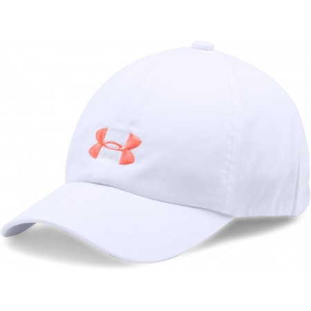 e22da737d79 Girls  baseball cap - Under Armour GIRLS SOLID ARMOUR CAP - 1