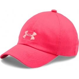 Under Armour GIRLS SOLID ARMOUR CAP - Czapka z daszkiem dziewczęca
