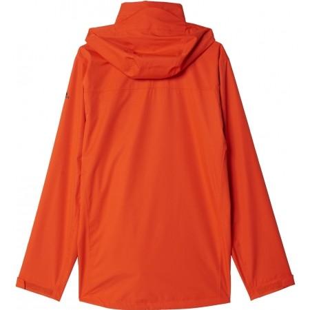 Pánská outdoorová bunda - adidas WANDERTAG JACKET SOLID COLORWAY - 2
