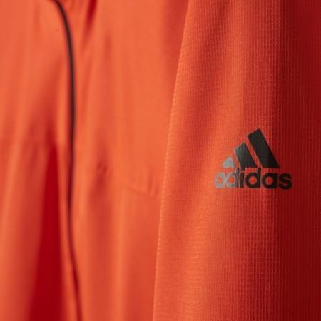 Pánská outdoorová bunda - adidas WANDERTAG JACKET SOLID COLORWAY - 7
