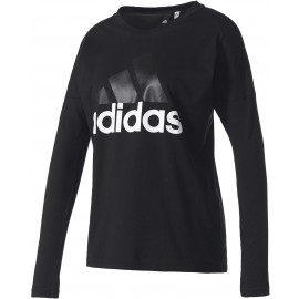 adidas ESSENTIALS LINEAR LONGSLEEVE